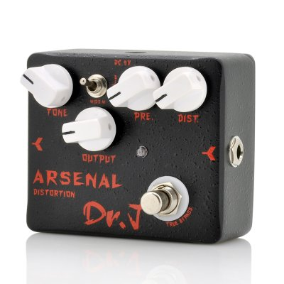 Guitar Pedal - Dr. J D51 Arsenal Distortion