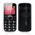 Gusun F10 Quad Band Senior Citizen Phone features a 2 Inch Display  Dual SIM  FM Radio and an LED Torch