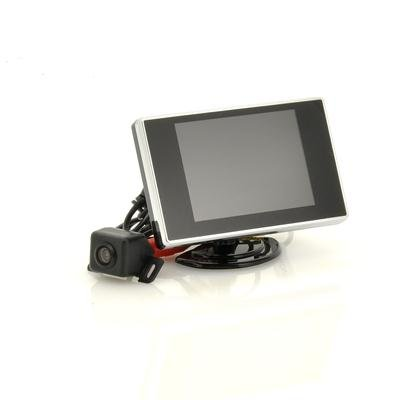 Front + Rear Wireless Camera & Monitor Set