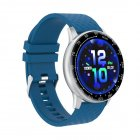 H30 Smart Bracelet Waterproof Blood Pressure Heart Rate Monitor Watch blue