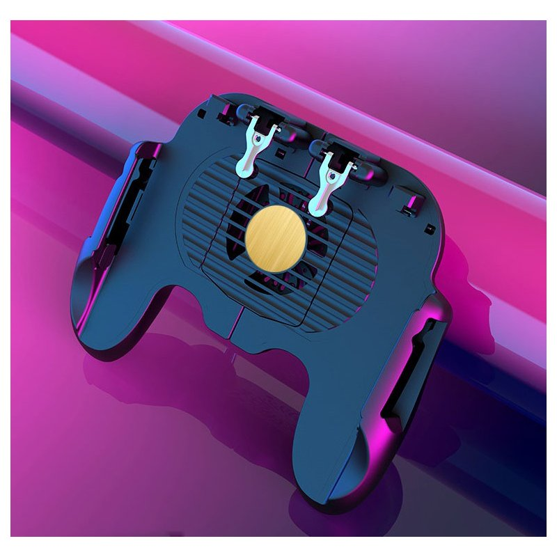 H6 Game Handle Newly Upgraded Multi-function Integrated Game Controller Built-in fan