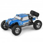 HBX 12889 1:12 4WD 2.4G RC Car Thruster Drift LED Light Remote Control Desert Truck Off-road  blue