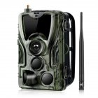 HC-801LTE 4G Night Vision 16MP HD 1080P Wildlife Photo Trap Camera Trail Cameras European version (E regulations)