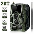HC-801M Trail Camera 12MP 1080P HD Timelapse 0.3S Trigger Time Motion Activated Infrared Night Vision Camera  As shown
