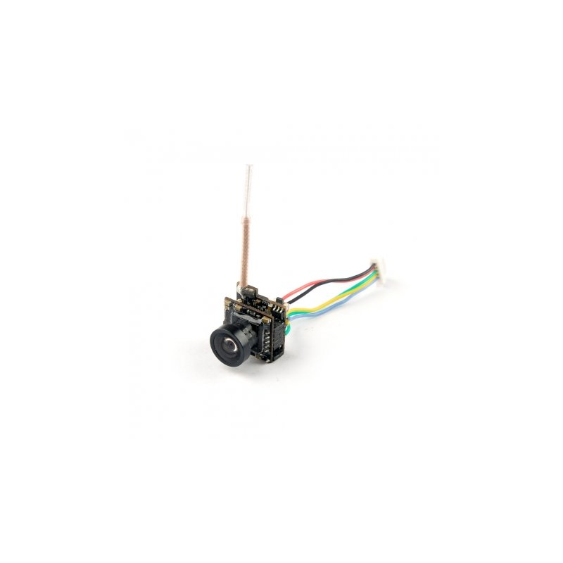 HCF7P AIO VTX Camera 5.8G 40CH 25 MW Transmitter 700 TVL 120 degrees CMOS Wide Angle NTSC FPV Camera for Sailfly-X FPV Quadcopter default