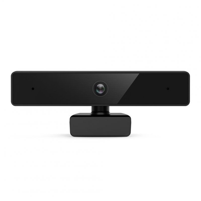 HD 1080P Webcam Built-in Microphone USB Interface Web Camera black