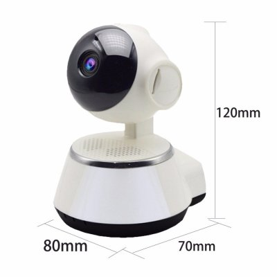 V380 Mini Wifi Security Camera UK Plug