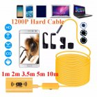 HD Adjustable 8 LEDs WiFi Endoscope Camera 8.0mm IP68 Waterproof Endoscope 1M 2M 3.5M 5M 10M for iOS Android Windows