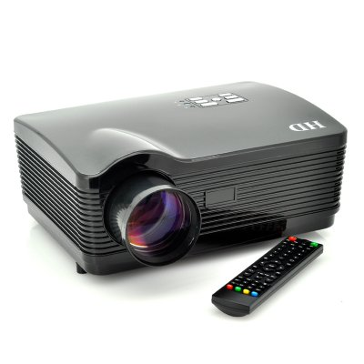 LED HD Projector With DVB-T - HD Panther