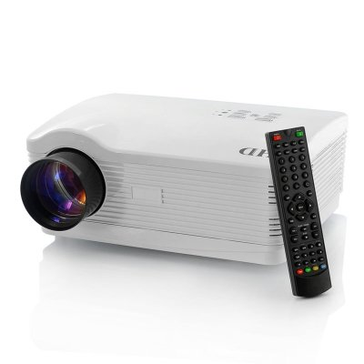 LED HD Projector - HD Dream White