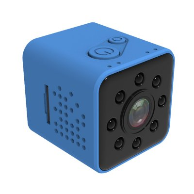 SQ23 1080P Mini Camera - Blue