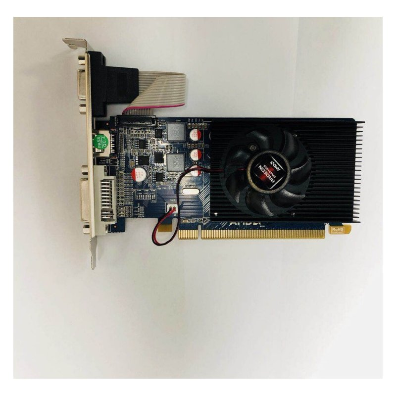 HD7450 Game Graphics Card 2GB Small Chassis Dedicated High-end Graphics Card HD7450 2GB