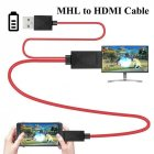 HDMI Adapter Micro USB to HDMI Cable Adapter