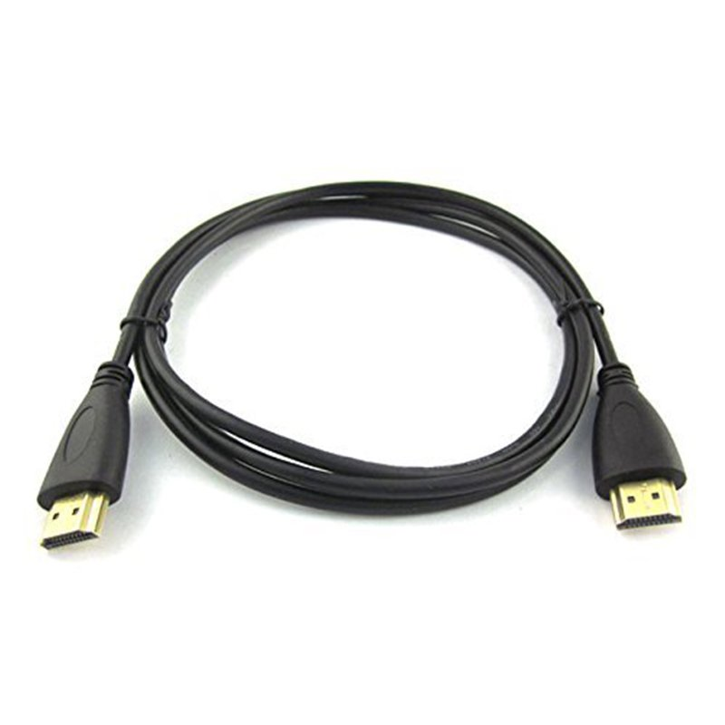 HDMI Cable 1M/1.5M/3M/5M Male-Male 1.4 Version HDMI Extension Cable 3D 1080P for PC DVD HDTV XBOX PS3 PS4 1 m