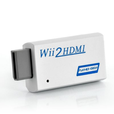 Wii HDMI 1080p Full HD Converter