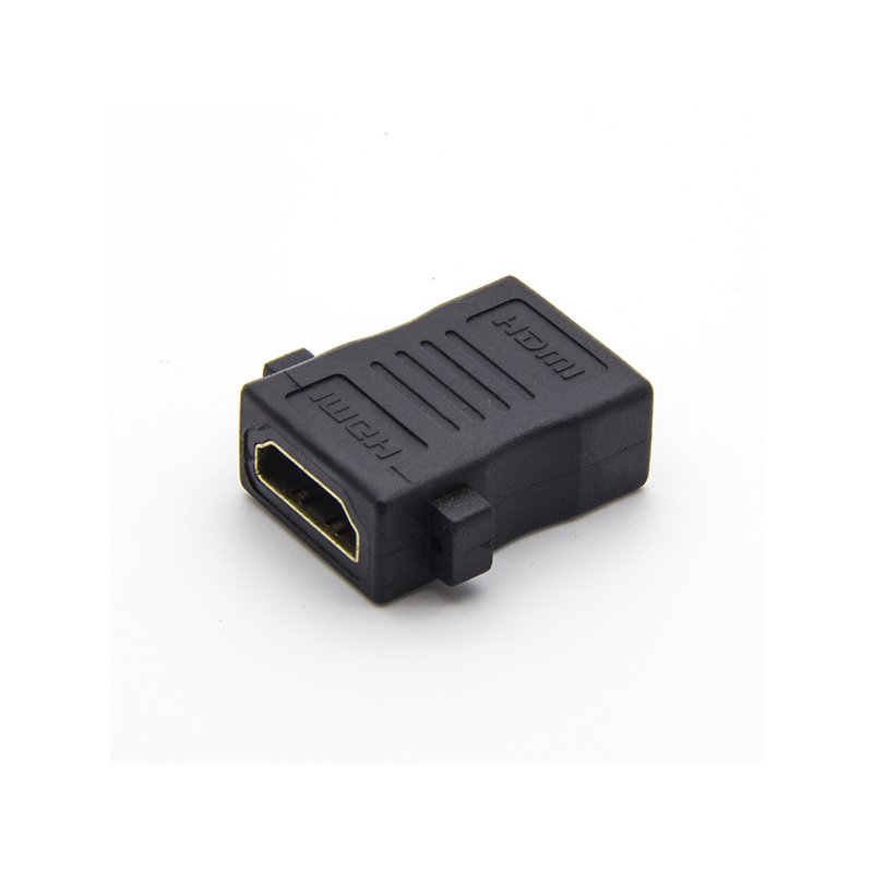 HDMI Female to Female Adapter Extender HDMI Adapter 4K Connector Converter for HDTV 1080P