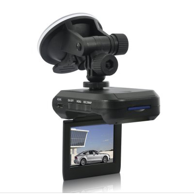 HD Mini Car DVR with LCD