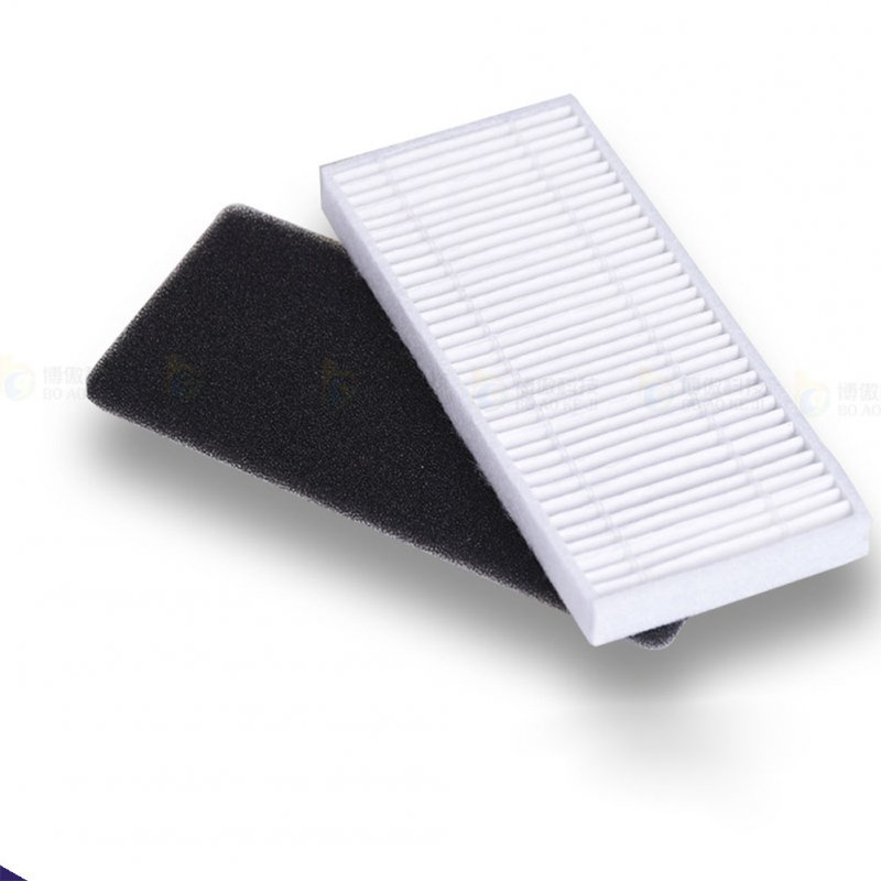 HEPA Filter Screen Replacement for Ecovacs Vacuum Cleaner Accessories