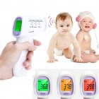 Baby Adult Thermometer Monitor white_0.9