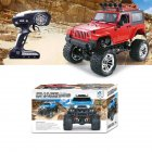 HG P405 P406 1/10 2.4G 4WD RC Car for JEEP Electric Climbing Rock Crawler RTR Model P405