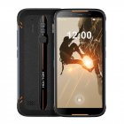 HOMTOM HT80 4G LTE Smartphone Orange