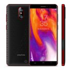 HOMTOM S12 1+8GB Smartphone - Black Red