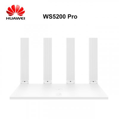 HUAWEI Honor WS5200 Pro Router Extender WiFi Network Repetidor Access 5G Dual Frequency Intelligent Wireless Highway White_US Plug