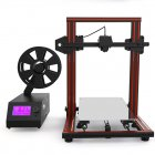 HUAXU X1 3D Printer   0 1mm High Precision 0 200 s Fast Speed Printing LCD Screen 3D Printer Red