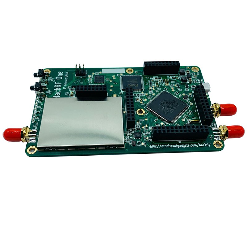 HackRF One Usb Platform Reception of Signals RTL SDR Software Defined Radio 1MHz to 6GHz Software Demo Board Bare board