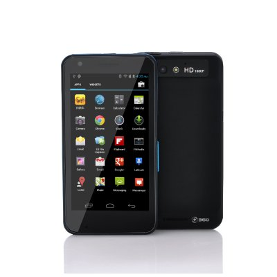 Gorilla Glass Android Phone - Haier W910