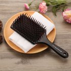 Hair Comb Beauty Anti Static Haircare Airbag Massage Hair Brush black Normal specifications