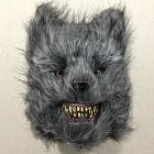 Halloween Bloody Animal Mask Horror Mask Cosplay Party Scary Mask Wolf mask
