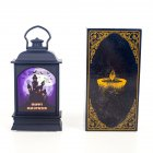 Halloween Decoration Colored Drawing Light Pendant Bar Desktop Decoration Layout Small Projects Haunted house