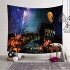 Halloween Series Printing Hanging Tapestry for Wall Decor Beach Use GT-000211_153x130