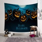 Halloween Series Printing Hanging Tapestry for Wall Decor Beach Use GT-000212_153x130