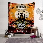 Halloween Series Printing Hanging Tapestry for Wall Decor Beach Use GT-000219_153x130