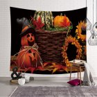 Halloween Series Printing Hanging Tapestry for Wall Decor Beach Use GT-000217_153x130