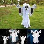 Halloween Two-size Ghost Decorations for Halloween Party Decorations Small ghost
