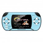 Handheld Game Console Power Bank 10000 mAh Large Capacity Handheld Wireless Charger Sky blue