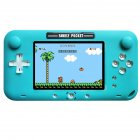 Handheld Game Console RS-52 NES Game Console PSP Mini Games Green