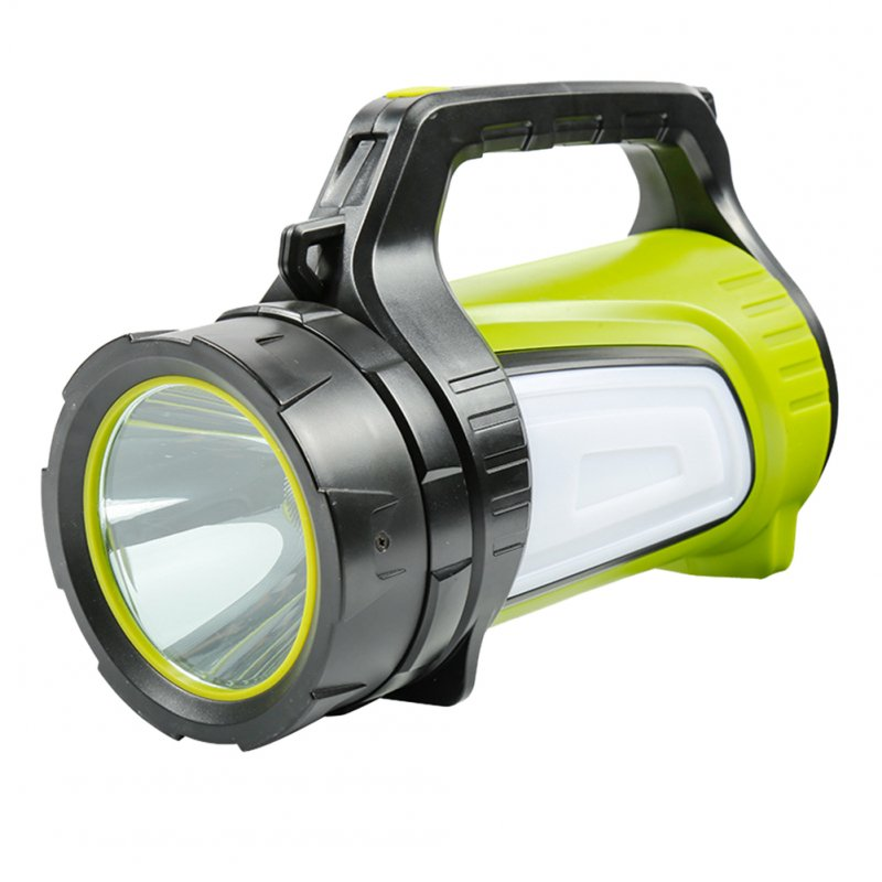 Handheld Searchlight 10W High Beam Waterproof LED Rechargeable Camping Light 7028S