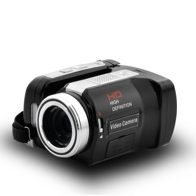 720P Handheld DV with Optical Zoom Lens