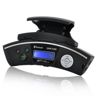 Wheel Mount Bluetooth Kit + MP3 Player