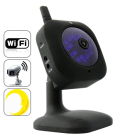 Handy Wired   Wireless IP Security Camera for use in your store  home  office  or anywhere else you need instant and remote security surveillance