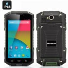 Haudoo V4 Rugged Smartphone with IP68 rating  gorilla glass  quad core CPU  1GB RAM and Android 4 4 OS