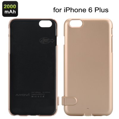 External Battery Case For iPhone 6 Plus