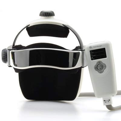 Digital Head and Neck Massager