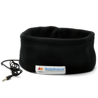 Sleeping Mask w/ Headphone + 3.5mm Jack