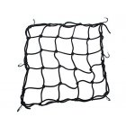 Heavy Duty 15  Cargo Net for Motorcycles  ATVs   Stretches to 30
