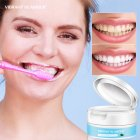 Herbal probiotics Teeth Whitening Powder Whitening Tooth Powder Toothbrush Oral Hygiene Cleaning 50g